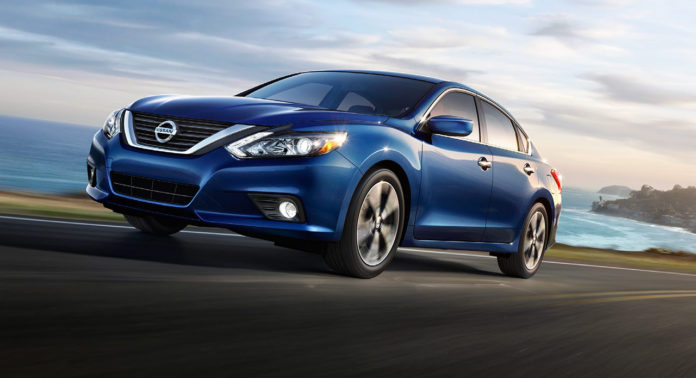 2016 Nissan Altima First Look