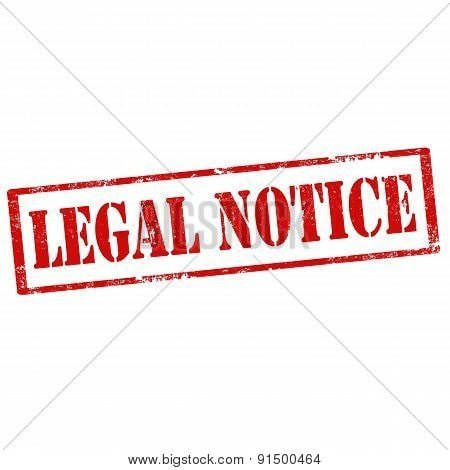 cedar hill legal notice
