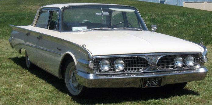 1960 Edsel Ranger