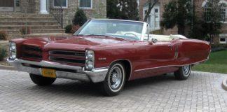 1966 Pontiac 2+2 Convertible