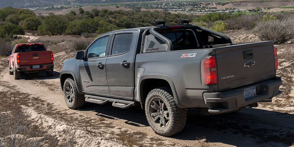 2016 chevy colorado 4wd redefines midsize truck market focus daily news. Black Bedroom Furniture Sets. Home Design Ideas