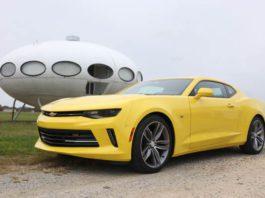 2016 Chevy Camaro Find New Roads