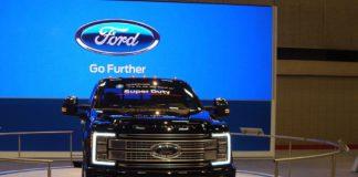 2016 Dallas Auto Show 2017 Ford F250