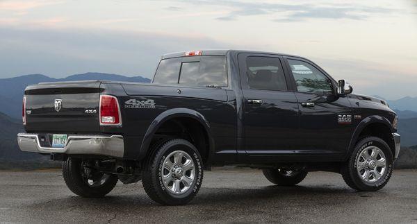 2016 Ram 1500 Laramie Limited