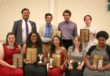 DeSoto Alum William Carey Honorees
