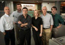 Spotlight movie review