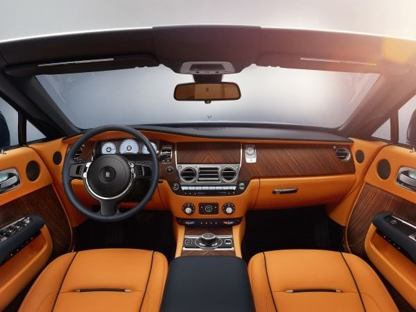 2017 Rolls Royce Dawn Interior