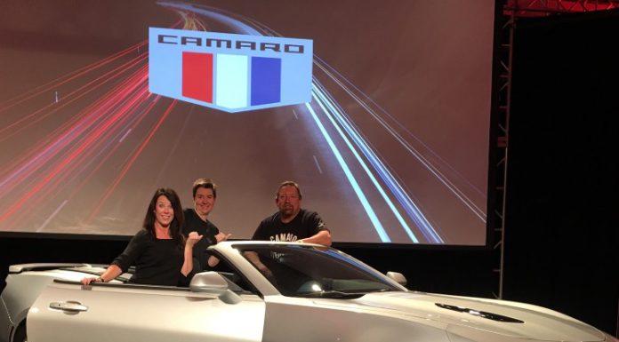 Camaro Anniversary Celebration Set For August Al Oppenheiser