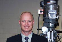 Advanced Manufacturing Center Director Frederick Heard