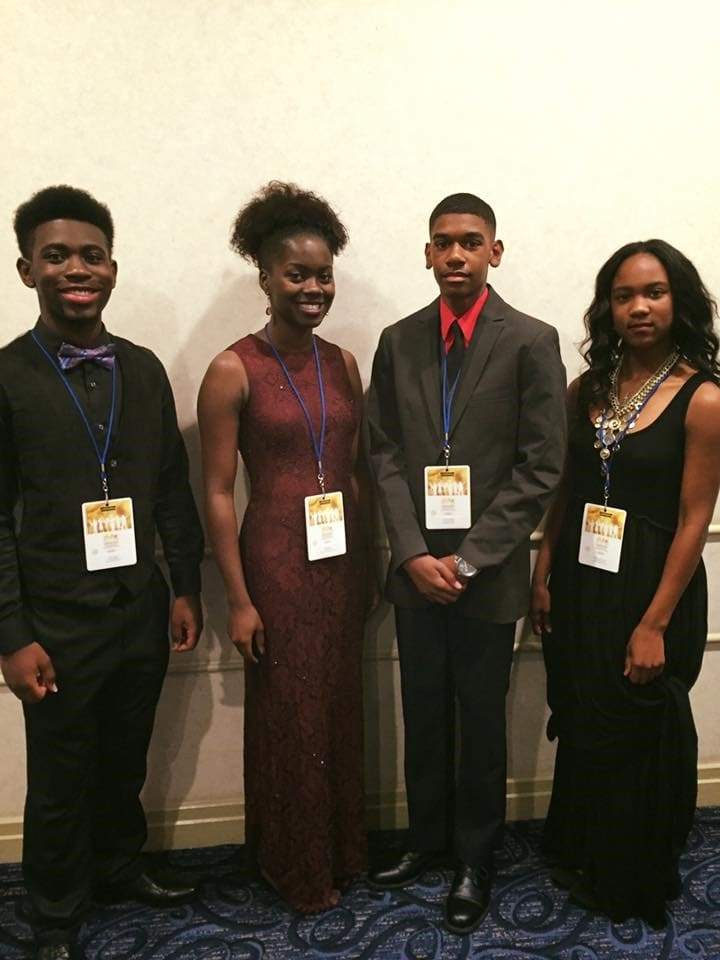 DeSoto Students Take Part In National NAACP Act-So Competition