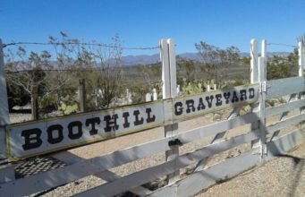 "Boot Hill-Tombstone Territory ""A town too tough to die"""