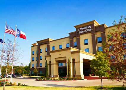 Desoto Hampton Inn and Suites