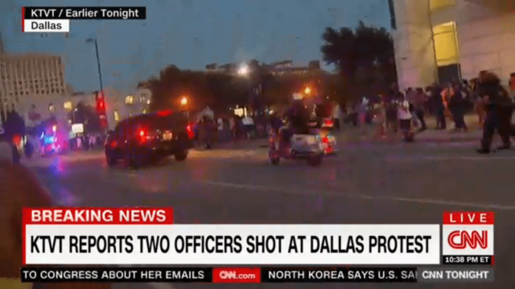 Dallas Police Shooting Restores Faith In Humanity2