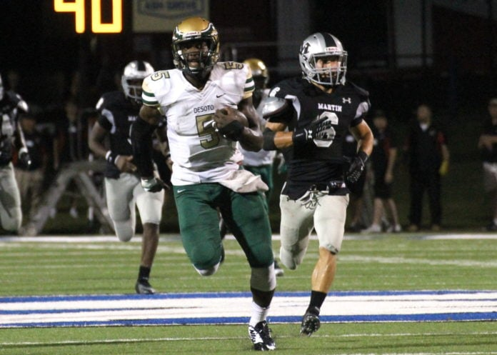 Are You Ready For Some DeSoto Football?