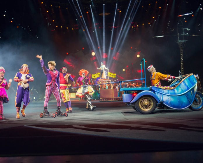 Ringling Bros. Bringing the XTREME! to Dallas/Fort Worth