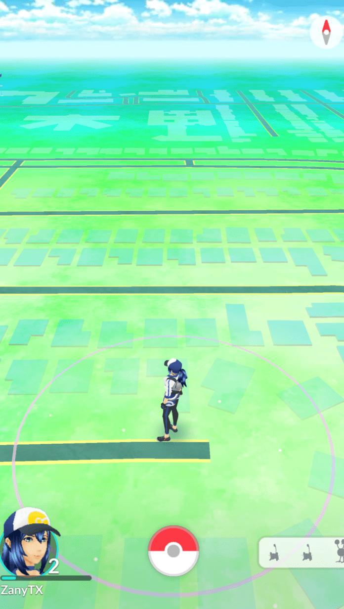 what is pokemon go app
