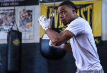 Errol Spence Jr. Continues Road To World Title