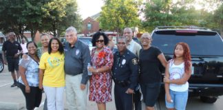 National Night Out Events Bind Communities, Police