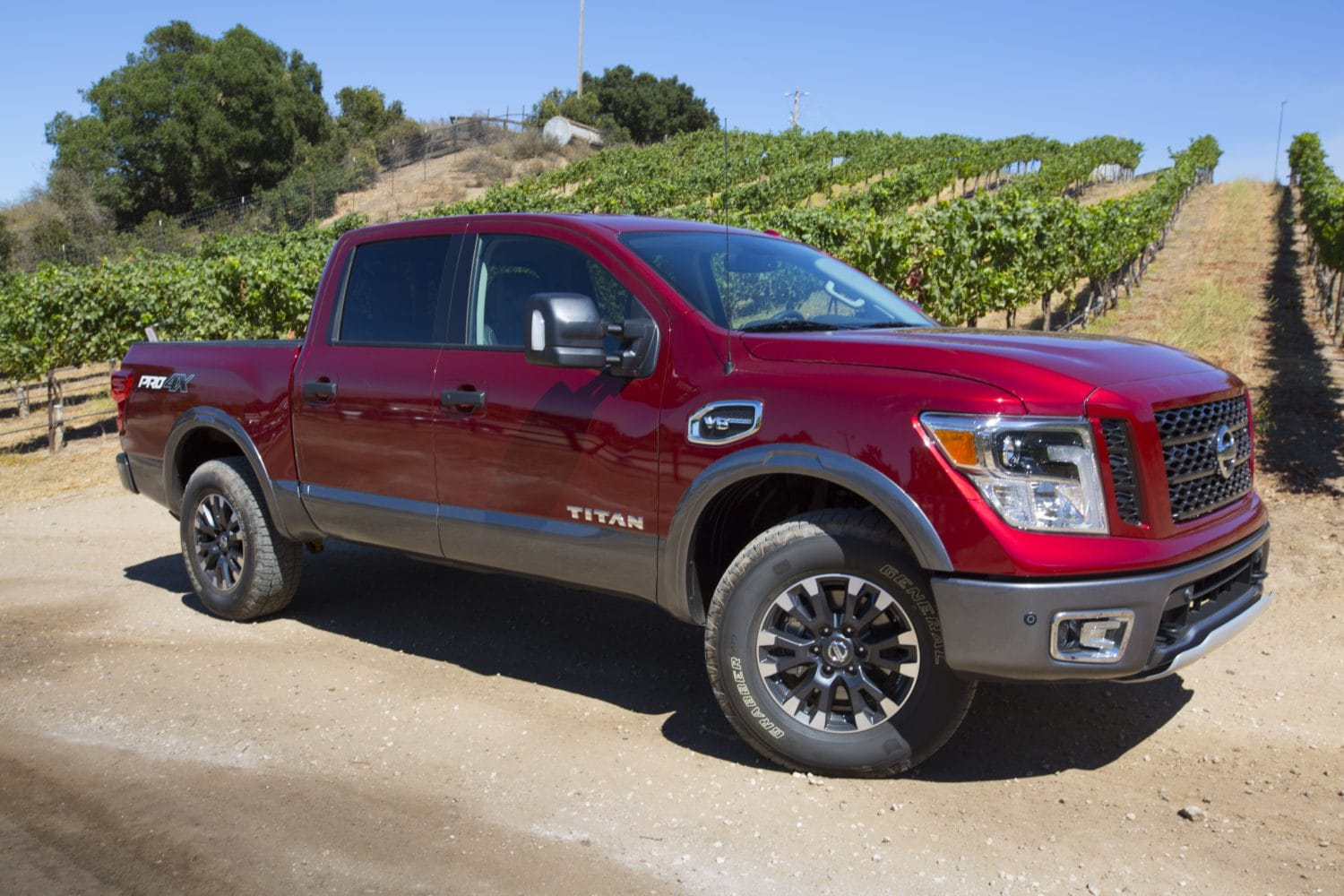 2017 Nissan Lineup Trifecta Of Trucks Focus Daily News