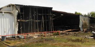 Two-Alarm Fire Destroys Cycle Town South Lancaster Bike Shop