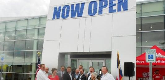 waxahachie Autoplex Celebrates New Ford Facility