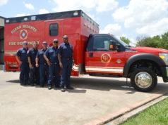 Glenn Heights Youth Fire Academy