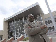 Superintendent David Harris