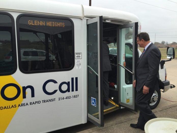 glenn heights bus service