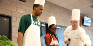 Chartwells DeSoto ISD Introduces New Dining Partner