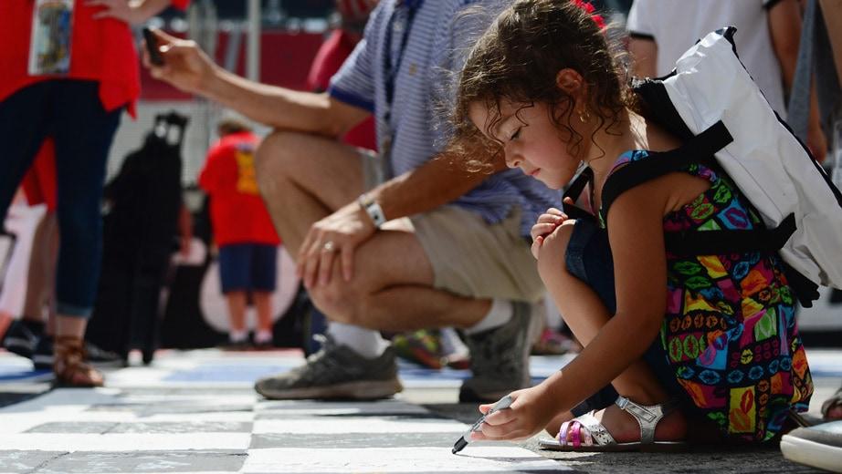 Kids Drive NASCAR_free tickets in 2017