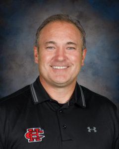 Head Coach Joey McGuire