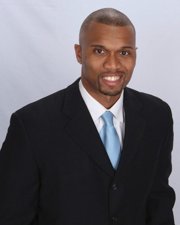 Ruby Young Elementary Principal Kelvin Oliver