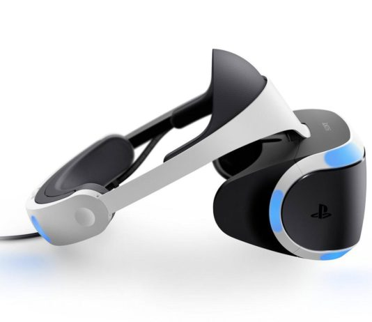 Sony Playstation Virtual Reality