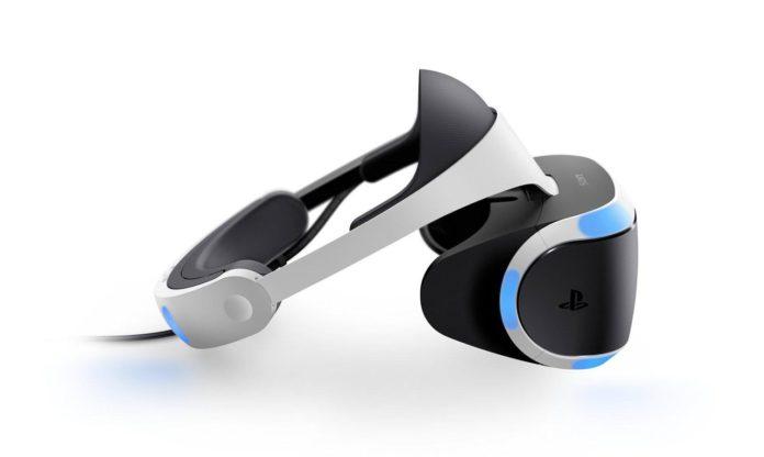 Sony Playstation Virtual Reality