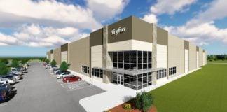 Trybus Breaks Ground On DeSoto Distribution Center