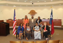 Lancaster ISD Board of Trustees Named Among Top Five Boards Statewide
