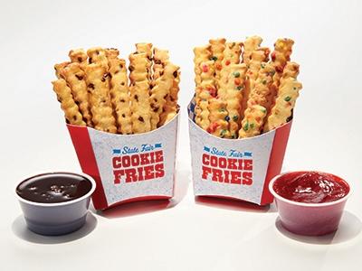Big Tex Choice Awards Cookie Fries