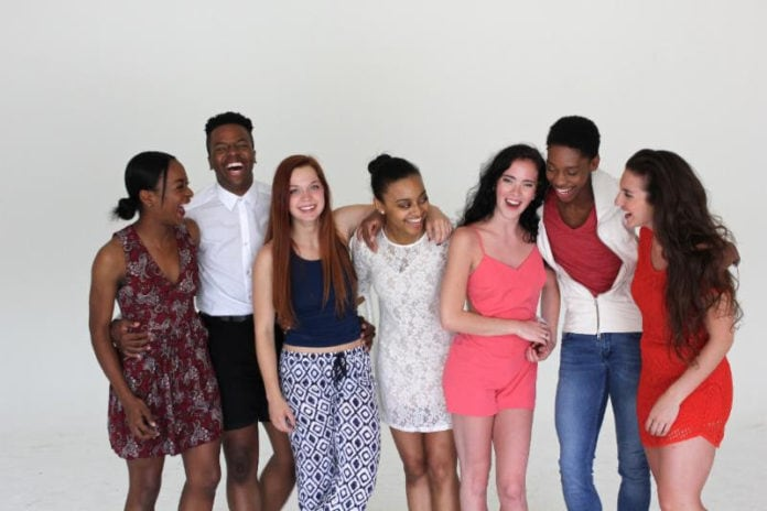 merging Dancers Return to Dallas Black Dance Theatre
