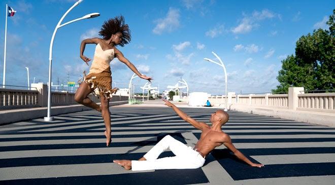 Dallas Black Dance Theatre 40 Year Anniversary