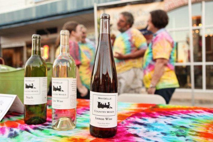 Midlothian Wine and Arts Festival