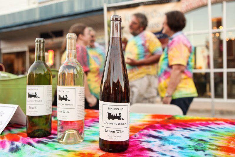 Midlothian Wine and Arts Festival