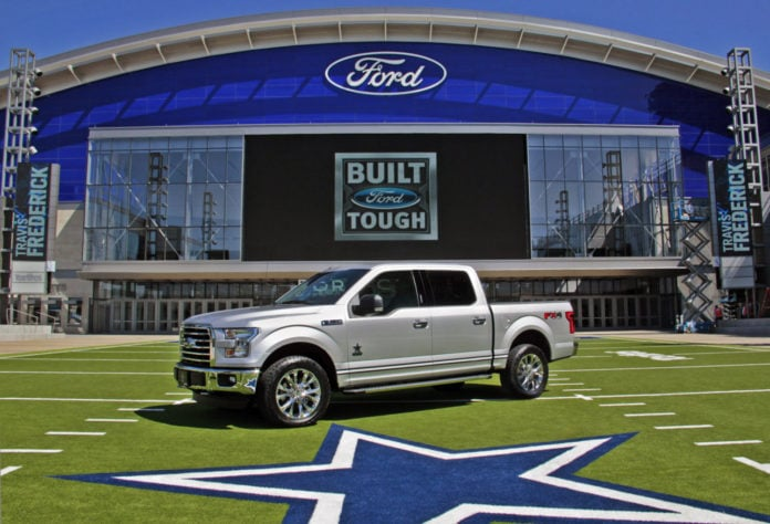 2016 Dallas Cowboys Edition F-150