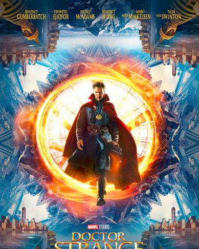 doctor strange featurette