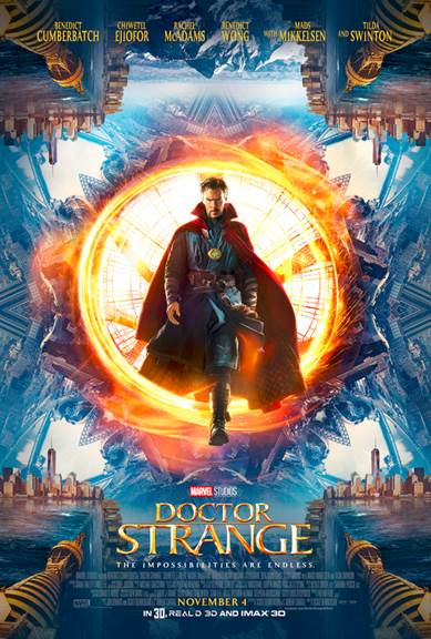 doctor strange featurette