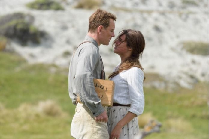 Light Between Oceans movie review