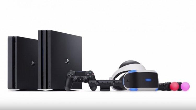 PS4 Pro vs. PS4 Slim