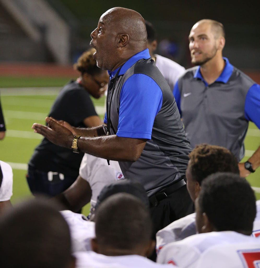 Duncanville High School Footballl