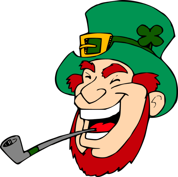 leprechaun in captivity