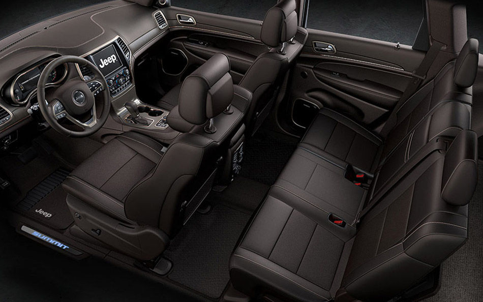 2016 Jeep Grand Cherokee Auto Judge