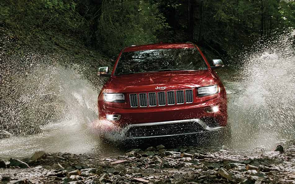 2017 Full-Size SUV Of The Year: 2016 Jeep Grand Cherokee